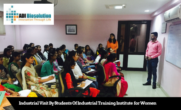INDUSTRIAL VISIT BY STUDENTS Industrial Training Institute (1)