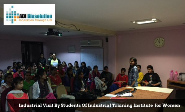 INDUSTRIAL VISIT BY STUDENTS OF Industrial Training Institute (2)